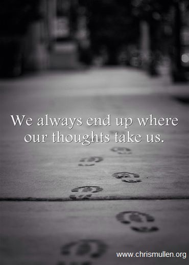Where Thoughts Take Us
